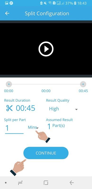 آموزش انتشار ویدیو طولانی در یک پست اینستاگرام (بیشتر از 1 دقیقه)