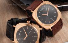 خرید ساعت مچی مردانه Tomi مدل W9112 بند چرمی