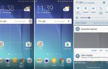 آموزش نحوه گرفتن اسکرین شات از صفحه تمام گوشی های اندرویدی
