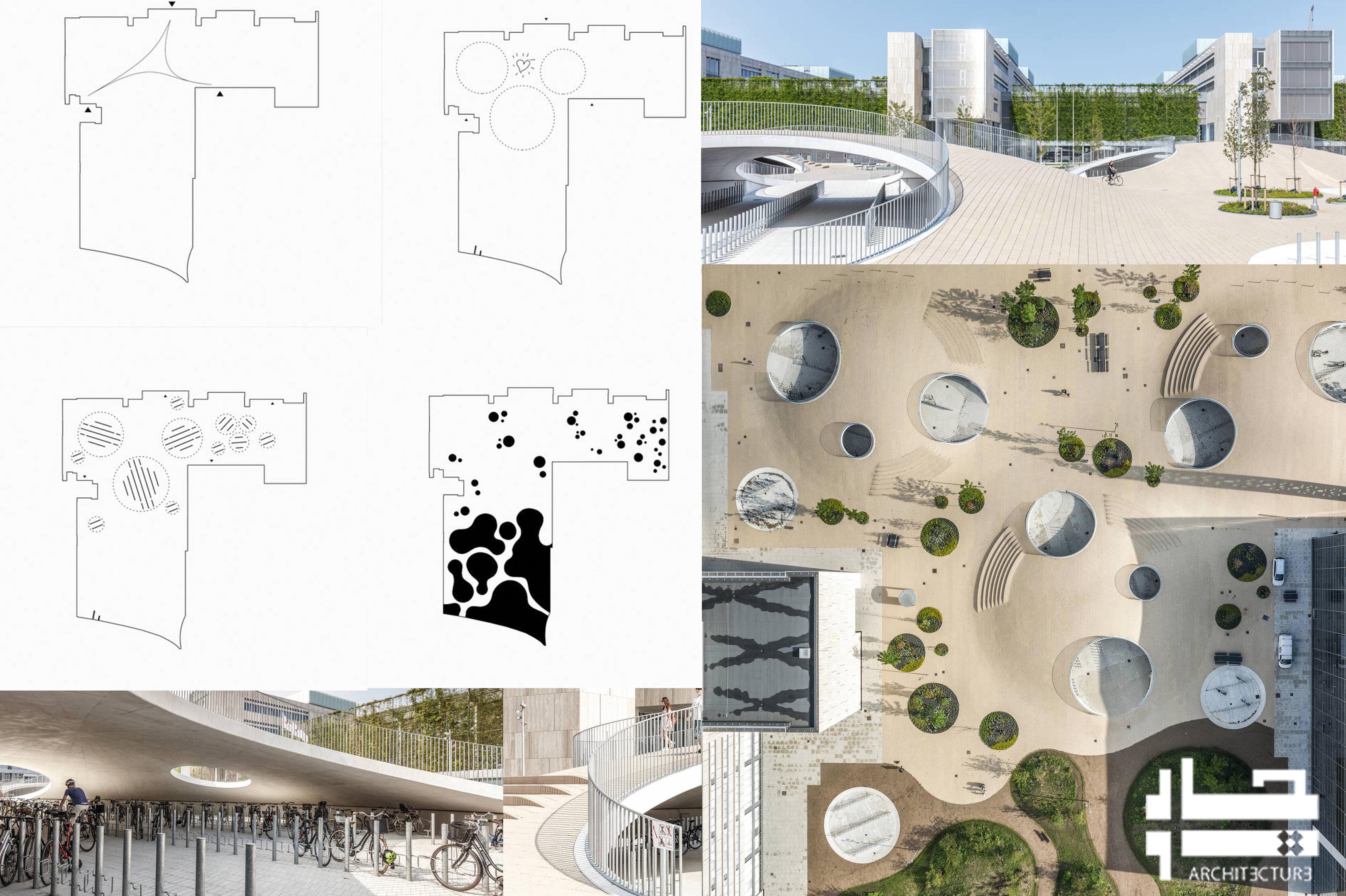 مسابقه طراحی : گذرگاه زیرزمینی