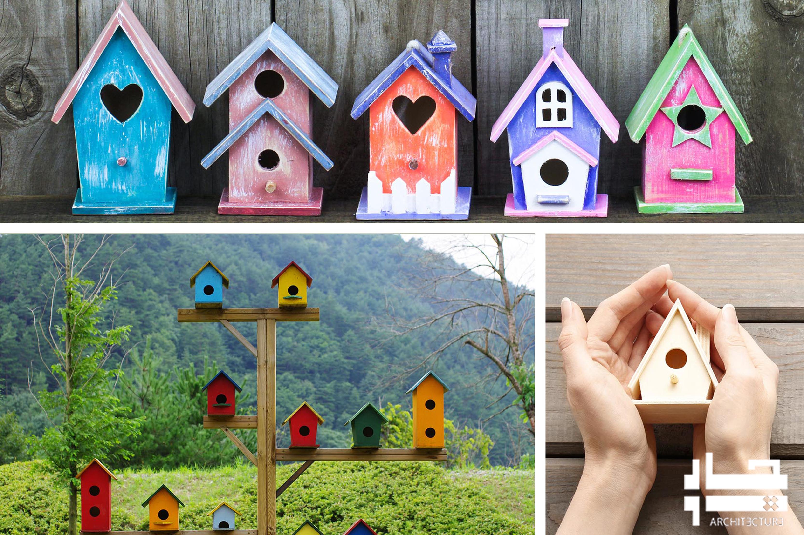 مسابقه طراحی خانه پرنده سال ۲۰۲۰