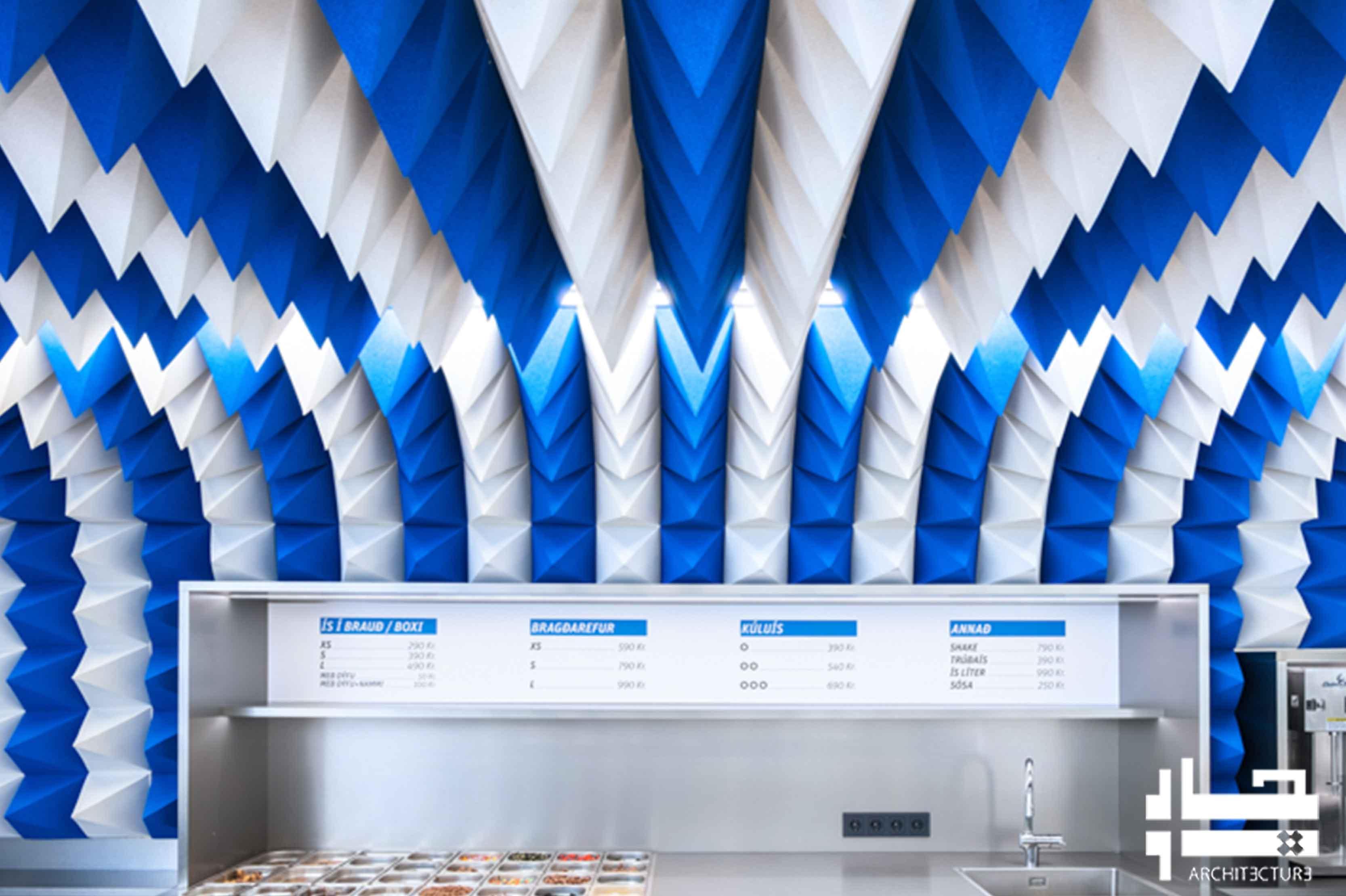 بستنی فروشی یخی پرلان