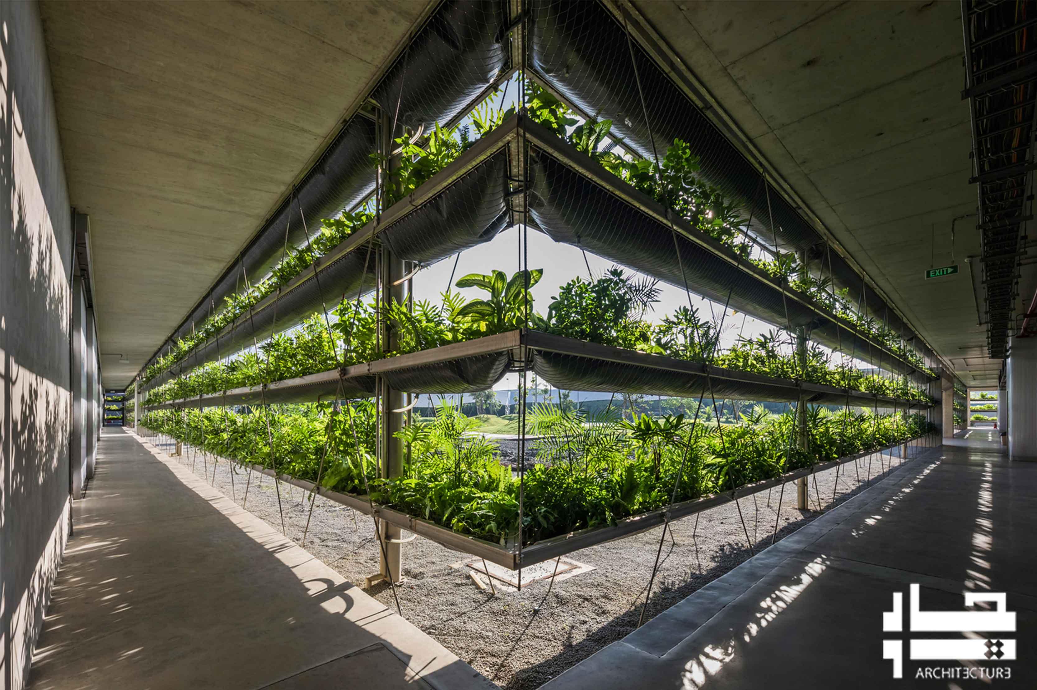 معماری پایدار فضای داخلی