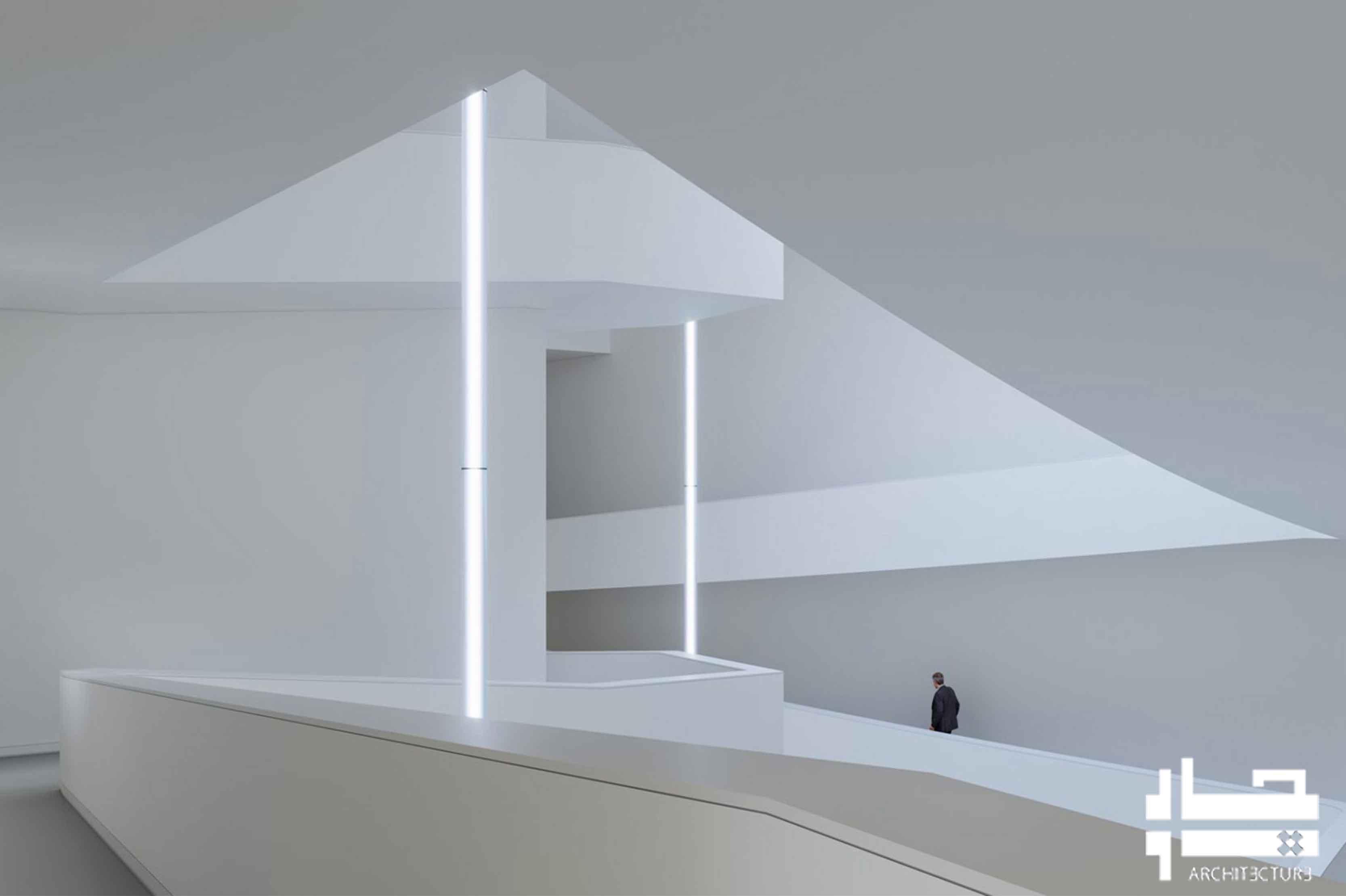 فضای داخلی موزه