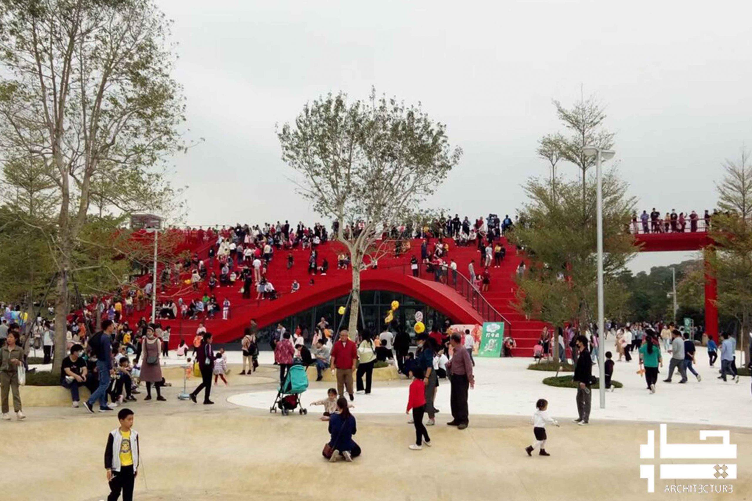 پارک جنگلی ورزشی گوانگمینگ