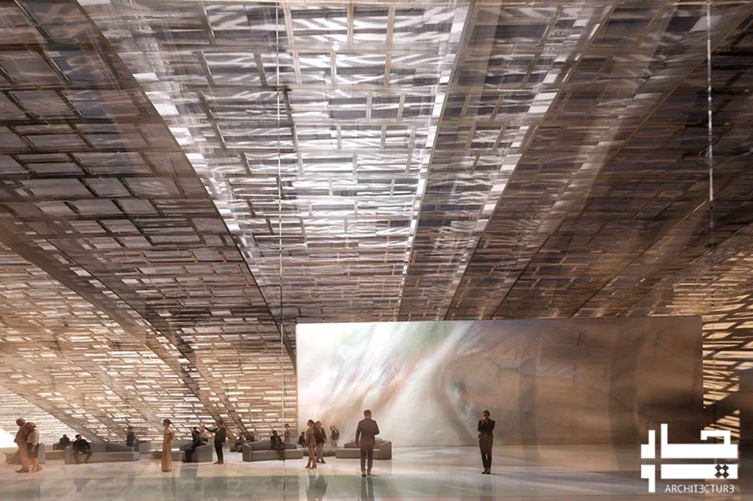ژان نوول در رقابت برای ساخت بزرگترین سالن اپرای جهان در چین برنده شد