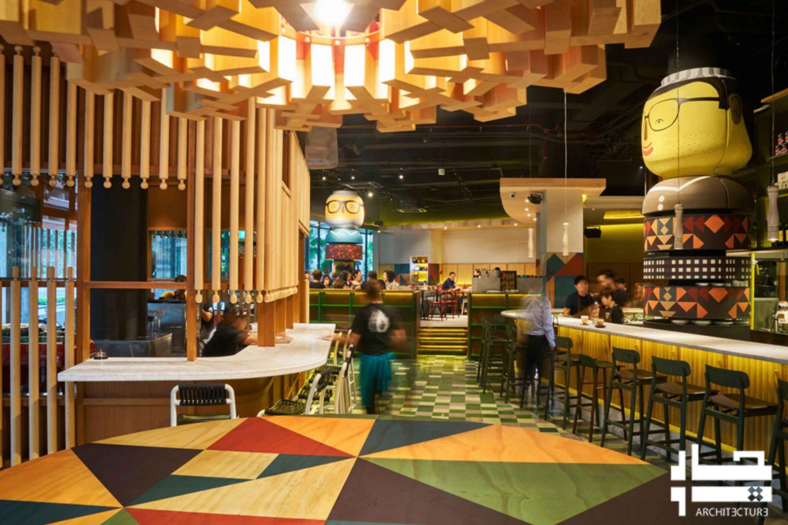 رستوران پیم پم فاکس