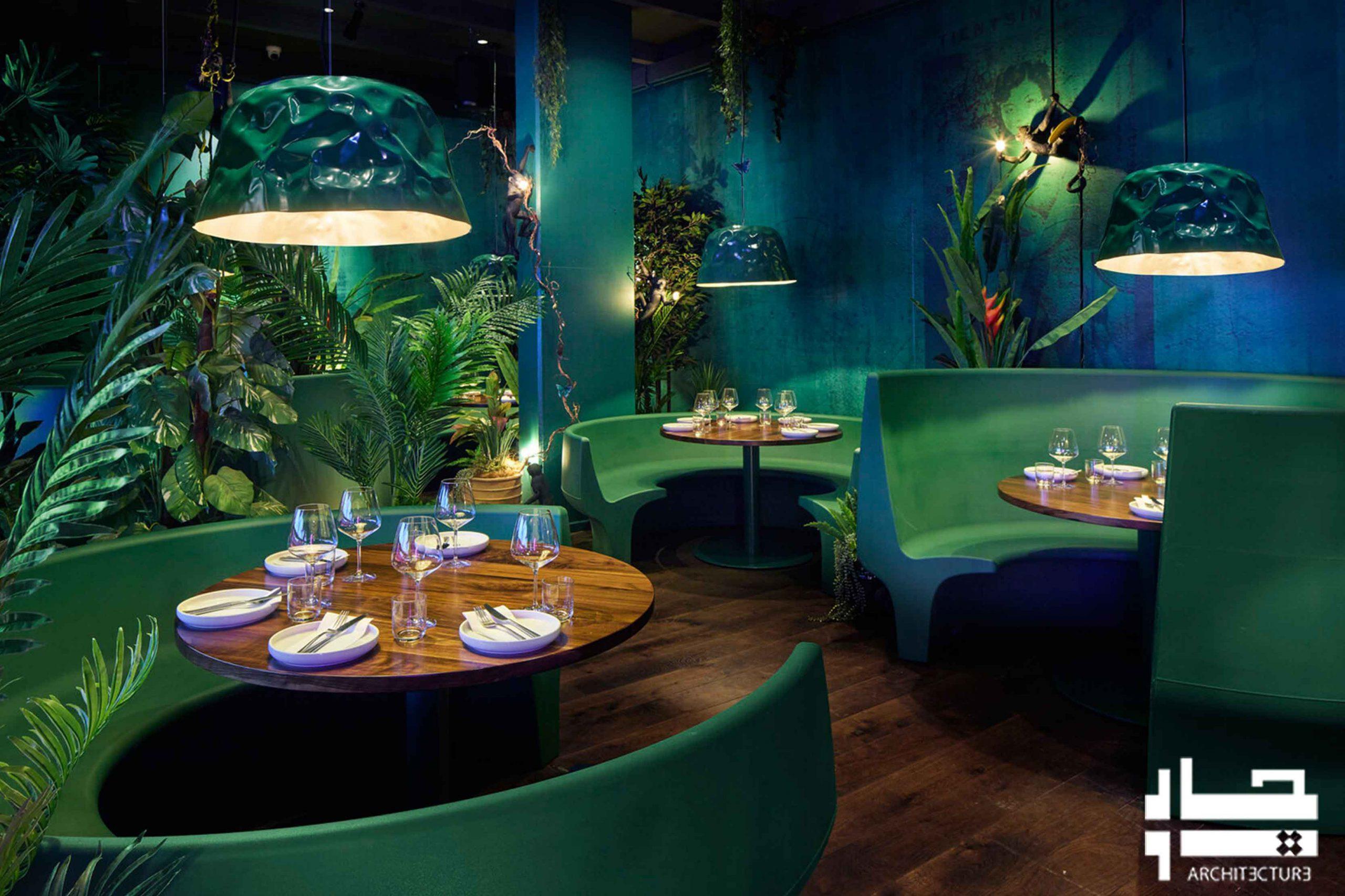 رستوران تایلندی  پینگ بنگ